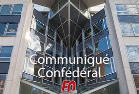 Siège de la Confédération FO