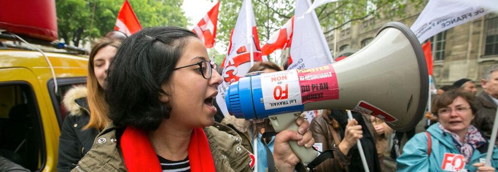 Manifestation loi travail 19 mai 2016