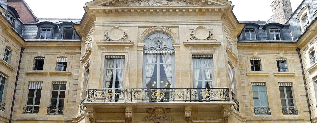 Ministere de la Culture - rue de Valois 2012