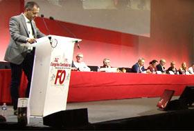 P.Pavageau au Congrès de Lille 2018