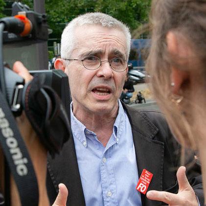 Yves Veyrier